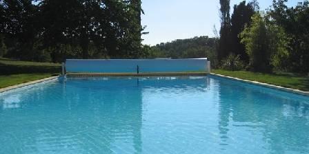 Location de vacances Manoir Des Farguettes > Piscine sécurisée