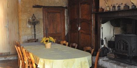 L'Agrybella Belle salle à manger