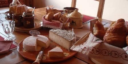 Lou Stalet au pays du Mont-blanc Petit déjeuner gourmand