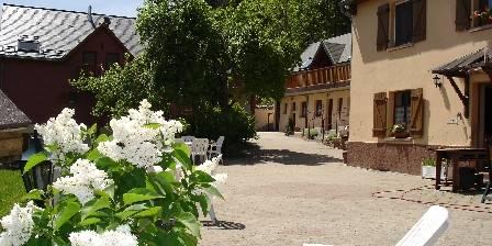 Le Domaine de Basil Cour intérieure