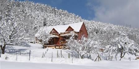 Le Domaine de Basil Le Domaine sous la neige