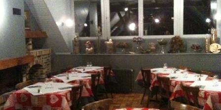 Le Domaine de Basil Salle de restaurant