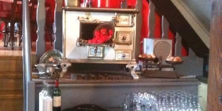 Le Domaine de Basil Restaurant La Cocotte Rouge