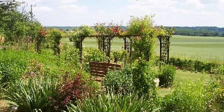 La Grange au Pesle Le jardin