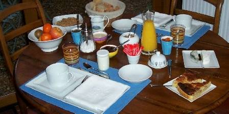 La Grange au Pesle Les petits-déjeuners