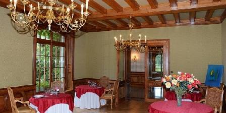 L'Ermitage du Rebberg Salle à Manger