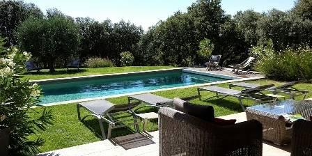Les Terrasses Jardin et piscine