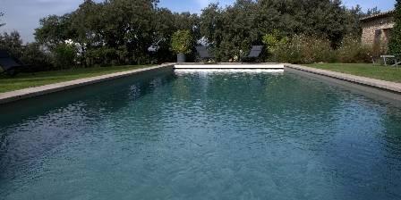 Les Terrasses Les Terrasses - Gordes : la piscine chauffée