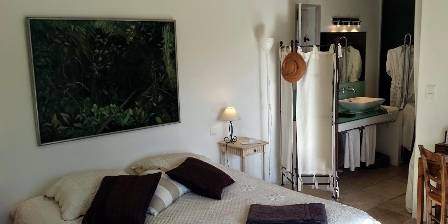 Les Terrasses Les Terrasses - Gordes : chambre Jade