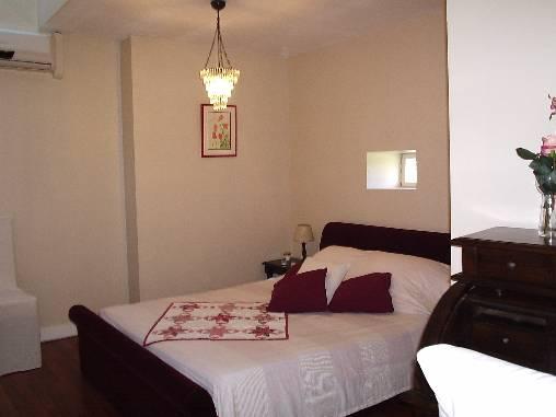 la Suite Girondine (chambre 1)