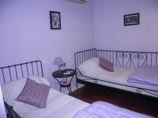 La suite Girondine (chambre 2)