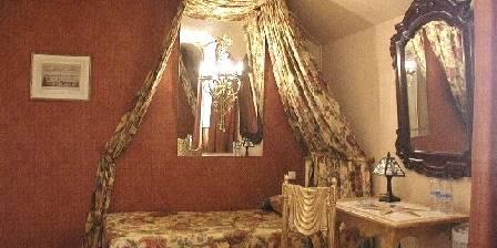 Le Petit Clos Chambre Blois 2 lits séparés