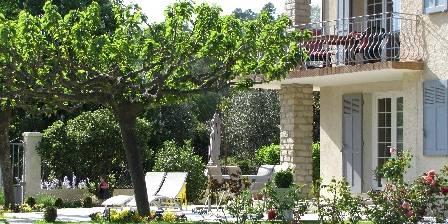 L'auberge Des Censiès La terrasse