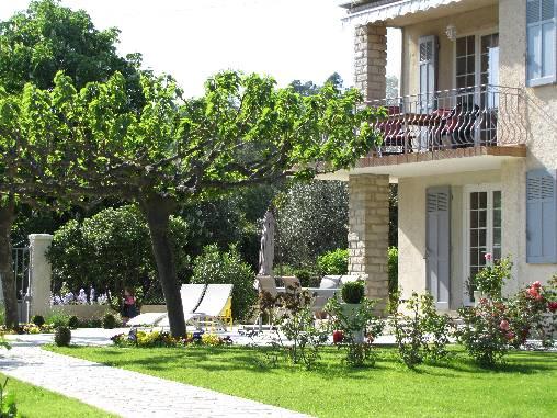 Chambre d'hote Var - La terrasse