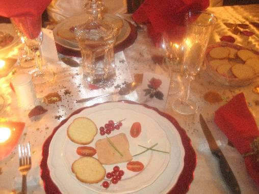 Chambre d'hote Seine-et-Marne - dîner aux chandelles