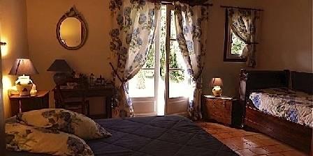 Chambre d'hotes La Maison Rose > Chambre hortensias