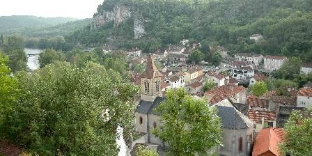 Mas de Lucet Le village