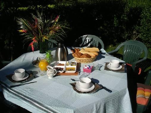 Chambre d'hote Haute-Loire - petit déjeuner