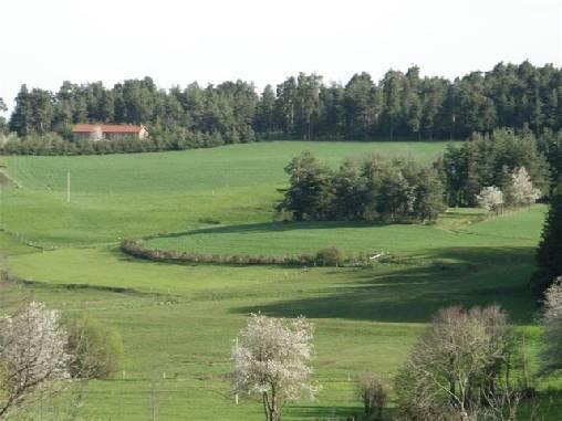 Chambre d'hote Haute-Loire - gite plein sud vue d'ensembe