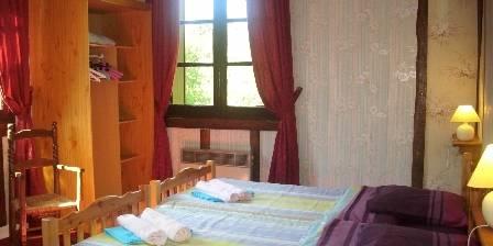 L'orchidée Home La chambre Bleuet