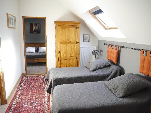 bed & breakfast Seine-Maritime - Room Jonagold