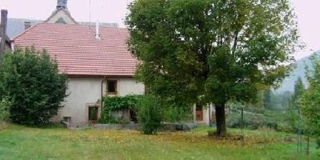 Gästezimmer Le Kokopelli Chambres et Tipis d' Hotes  > vue de notre maison