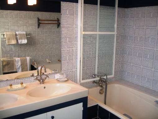 Chambre d'hote Ille-et-Vilaine - salle de bain