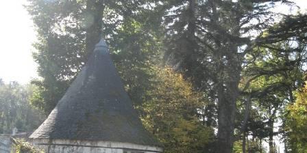 Gîtes Château de la Voute Ambiance automne