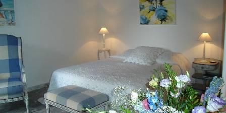 Le Mas Roquemiaine La Grande chambre
