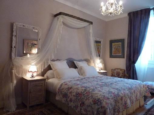 Chambre d'hote Haute-Saône -  chambre d'Alba