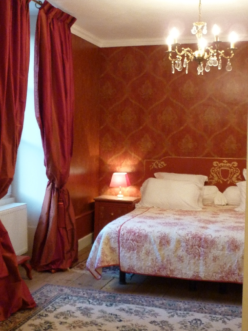 Chambre d'hote Haute-Saône - Suite Anastasia