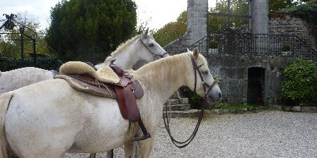 Château de la Hussardière Cavaliers à la Hussardière