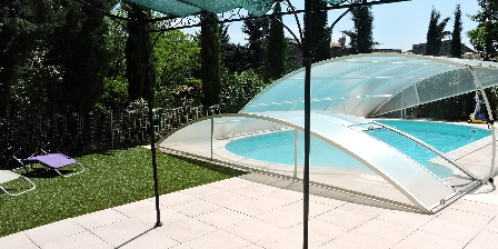 La Bergerie La piscine