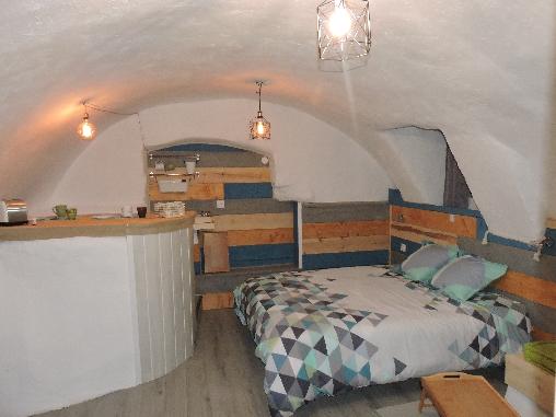 chambre troglodyte