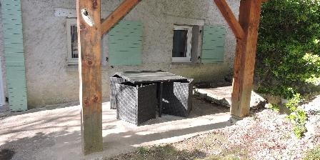 La Bergerie Terrasse du gite