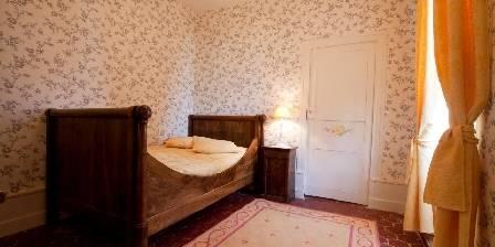 Gîte Château de Tailly Chambre simple, pavillon de chasse