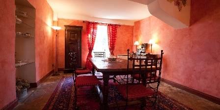 Gîte Château de Tailly Salle à manger, pavillon de chasse