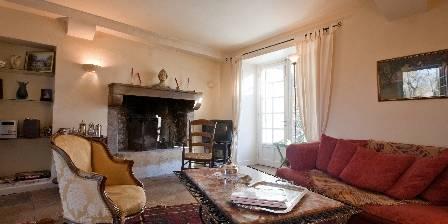 Gîte Château de Tailly Lounge -  pavillon de chasse