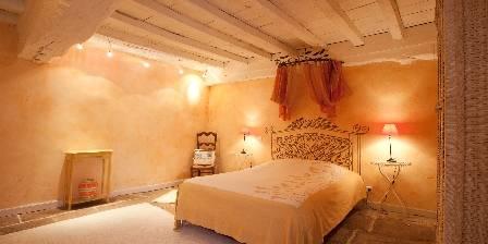 Gîte Château de Tailly Chambre les arômes