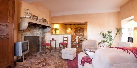 Gîte Château de Tailly Salon les arômes