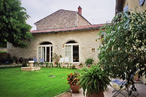 Bed & breakfasts Rhône, from 95 €/Nuit. House of character, Lucenay (69480 Rhône), Charm, Guest Table, Net, WiFi, 2 Double Bedroom(s), 1 Suite(s), 9 Maximum People, Lounge, Chimeney, Kids Games, 3 Epis Gite De France, S...