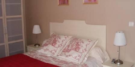 La Ferme de Martinatrap La chambre Côté Cour