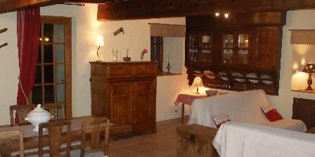 La Condorinette La salle à manger