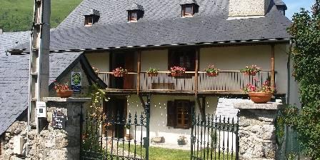 La Condorinette L'entrée de la maison