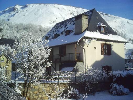 La Condorinette sous la neige