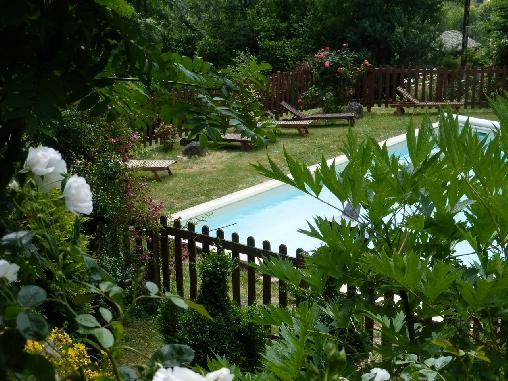 La piscine chauffée de La Verrière