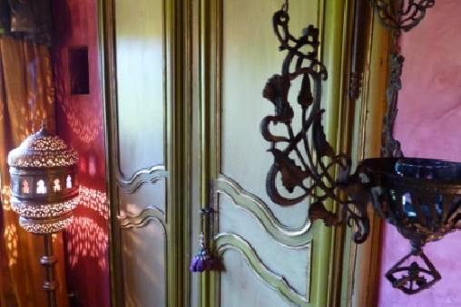 Chambre d'hote Rhône - les folies d'une princesse nomade