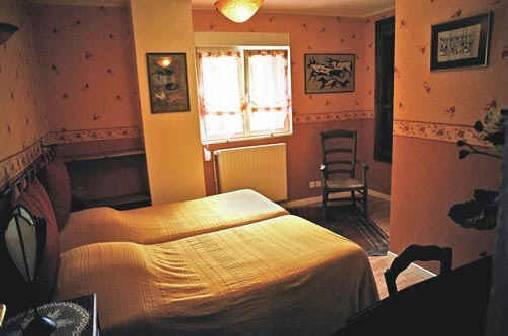 Chambre d'hote Meuse - Chambre Mirabelle