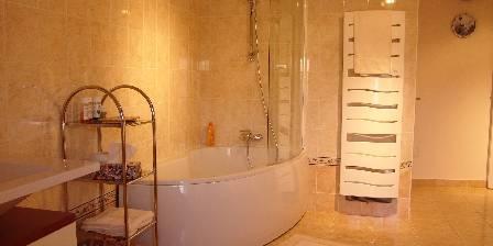 Bergerie de Fuissé La salle de bain
