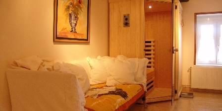 Bergerie de Fuissé Avec la sauna infrarouge